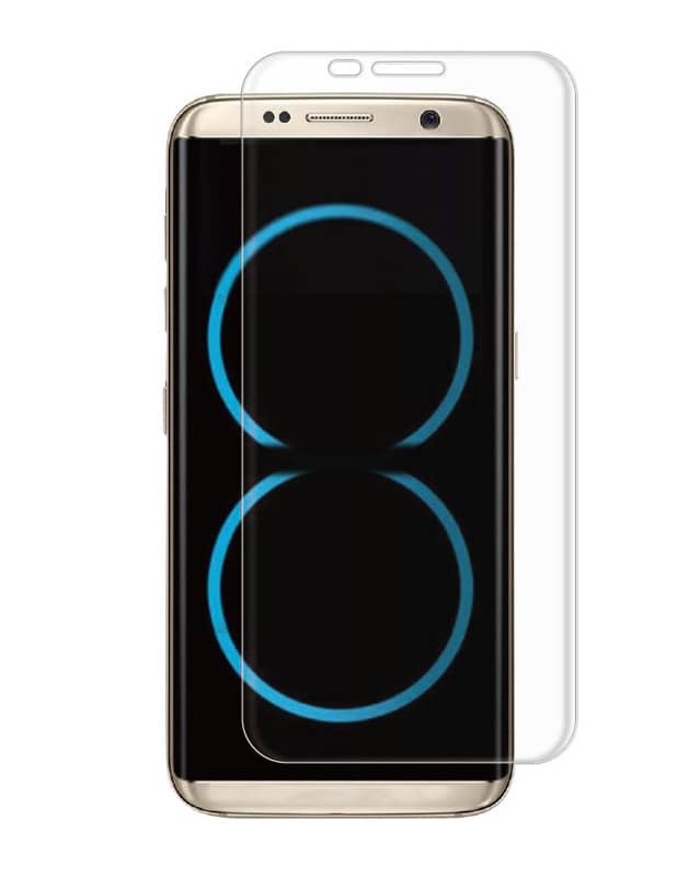 Film de Protection TECHYO en verre trempe incurve 3D SAMSUNG Galaxy S8