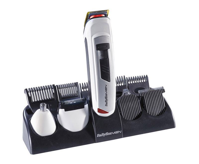 Kit Tondeuse multi 12p (cheveux, barbe, corps ) BABYLISS E828PE (photo)