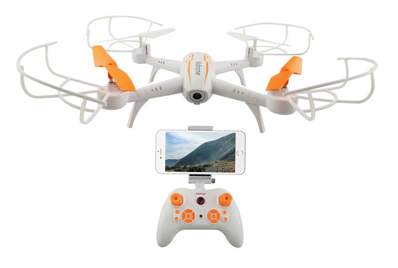 Drone radiocommande/Wi-Fi MIDRONE AIR 55 (photo)