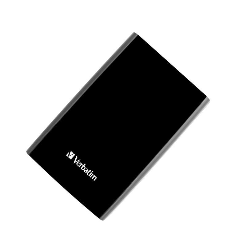 Disque dur externe 2.5 VERBATIM 1 To noir USB 3.0 (photo)