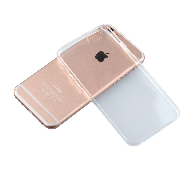 Coque TECHYO en TPU iPhone 6 /6s (photo)