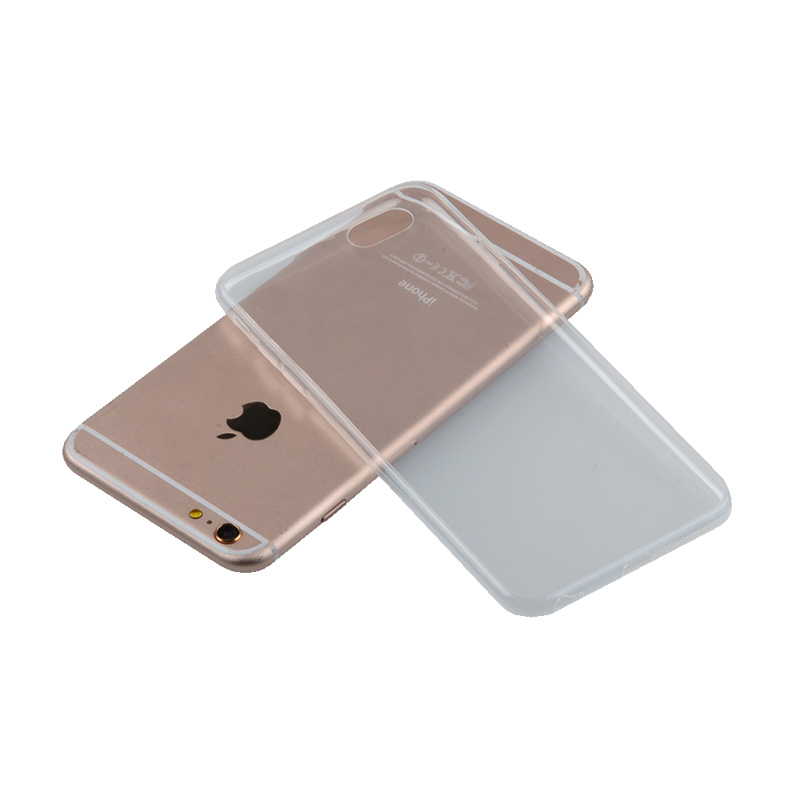 Coque TECHYO TPU iPhone 6+ (photo)