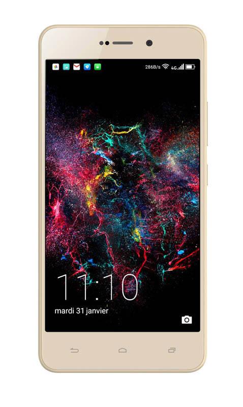 Smartphone HISENSE L830 4G FHD or