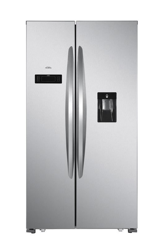 Refrigerateur americain VALBERG SBS 514 A+ WD XHOC (photo)