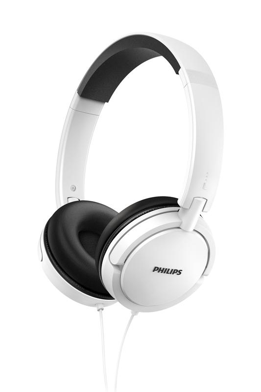 Casque Philips shl5030 blanc