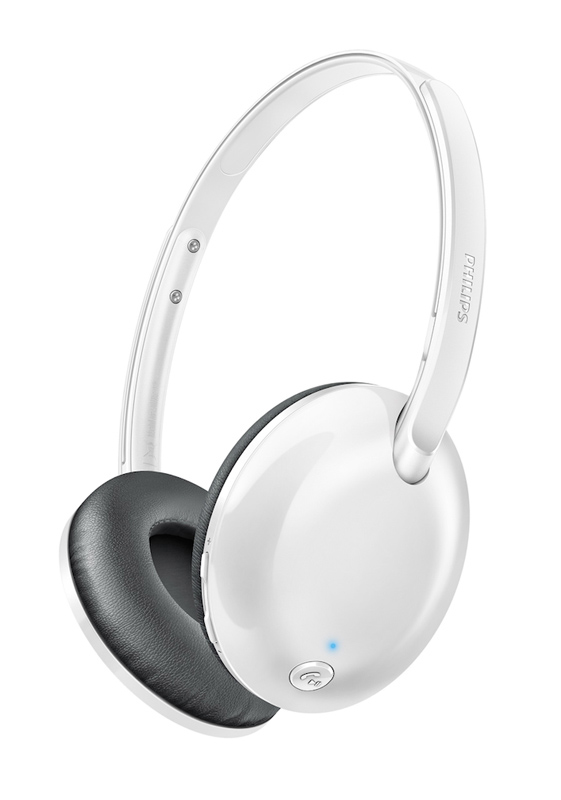 Casque Bluetooth PHILIPS SHB4405 Blanc