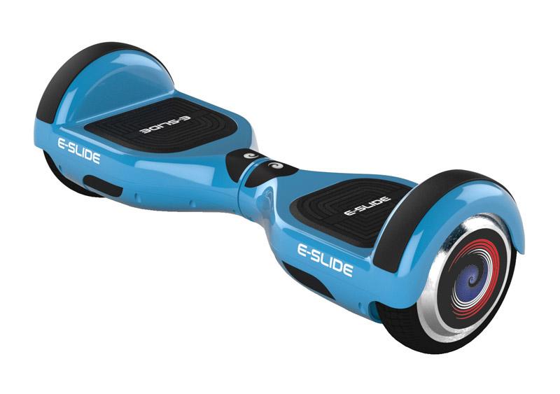 Hoverboard 6,5 E-SLIDE Neon bleu
