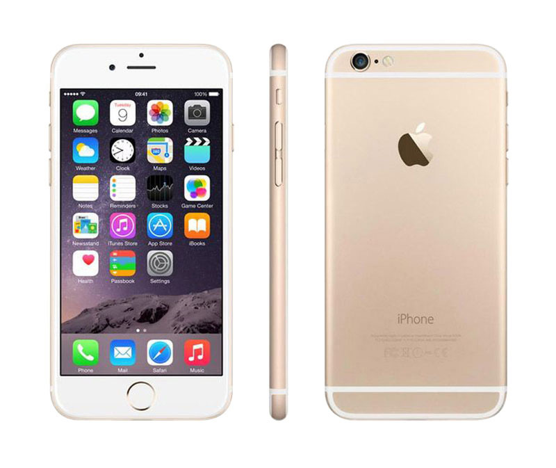 APPLE iPhone 6s reconditionne grade A+ 16 Go gold