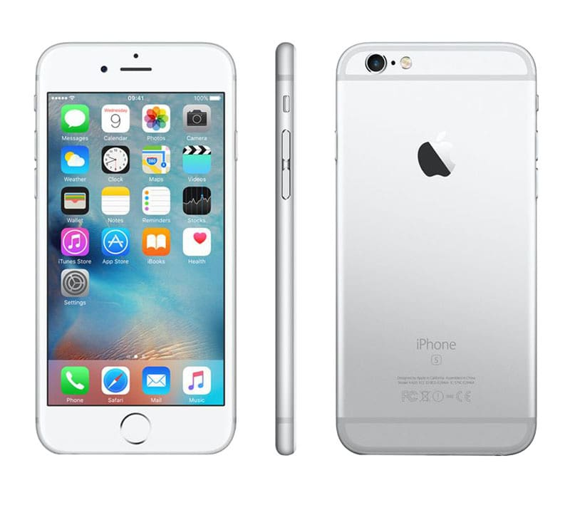 APPLE iPhone 6s reconditionne grade A+ 16 Go silver