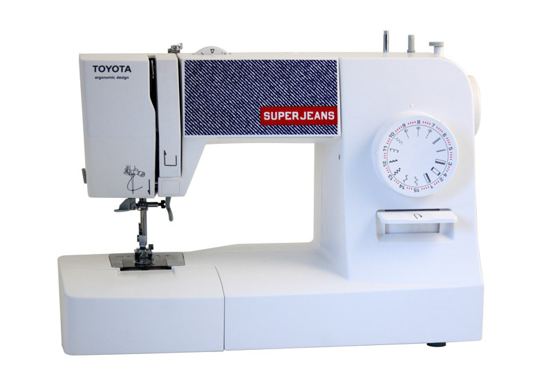 Machine à coudre TOYOTA Super jeans