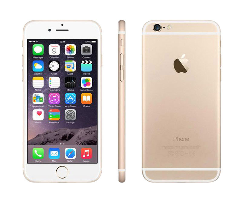 Apple Iphone 6  64 Go Gold Reconditionné Grade A+ (photo)