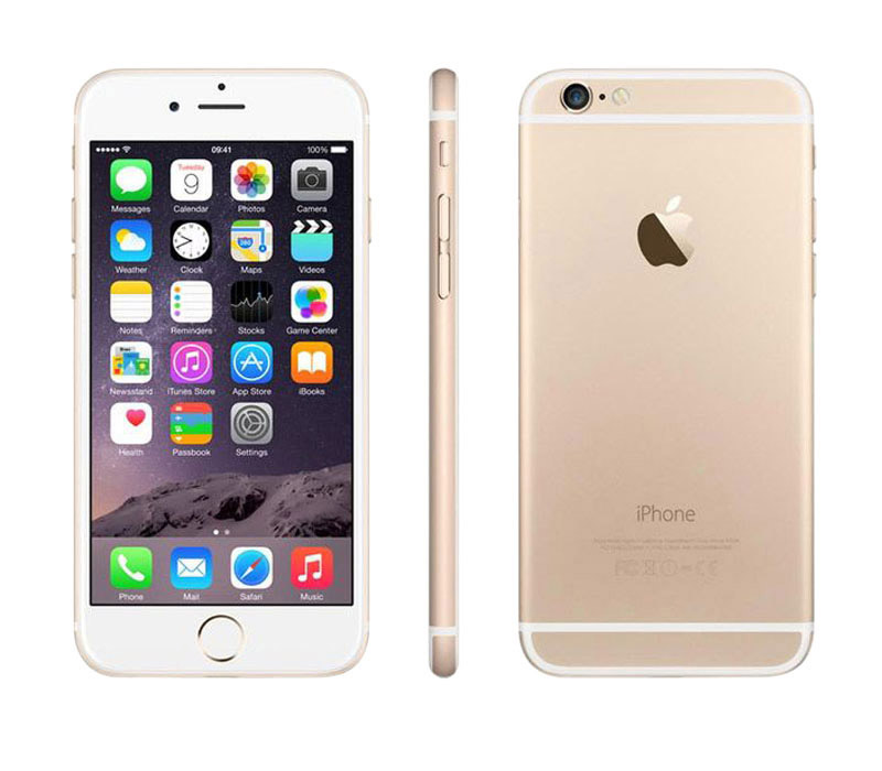 Apple Iphone 6s 16 Go Gold Reconditionné Grade A+ (photo)