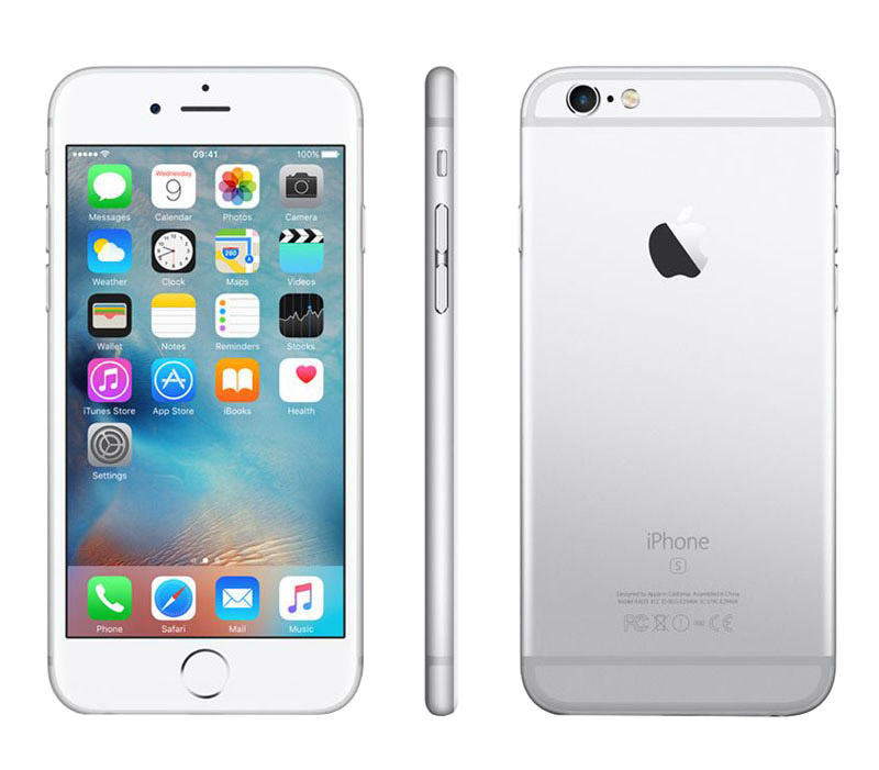Apple Iphone 6s 16 Go Silver Reconditionné Grade A+ (photo)