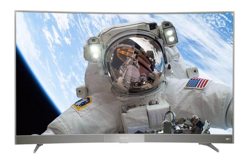 TV UHD 4K THOMSON 65UC6596 CURVED