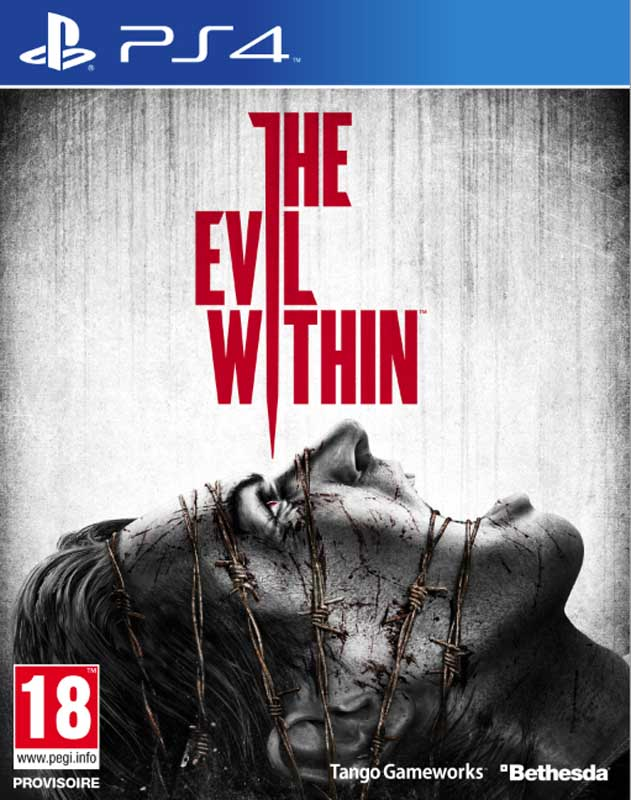 Jeu video PS4 THE EVIL WITHIN