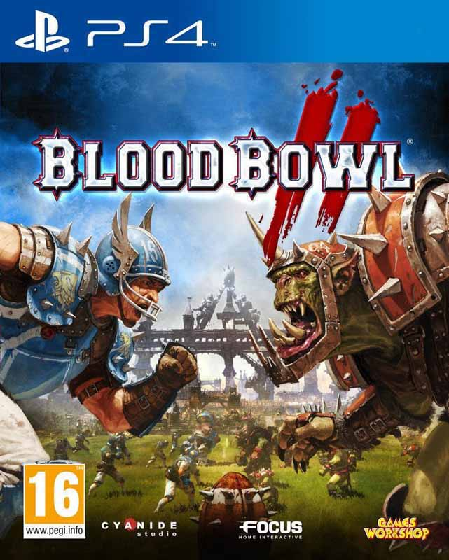 Jeu video PS4 BLOOD BOWL 2