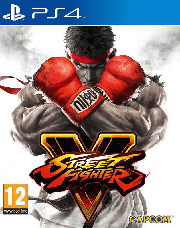 Jeu video PS4 STREET FIGHTER 5