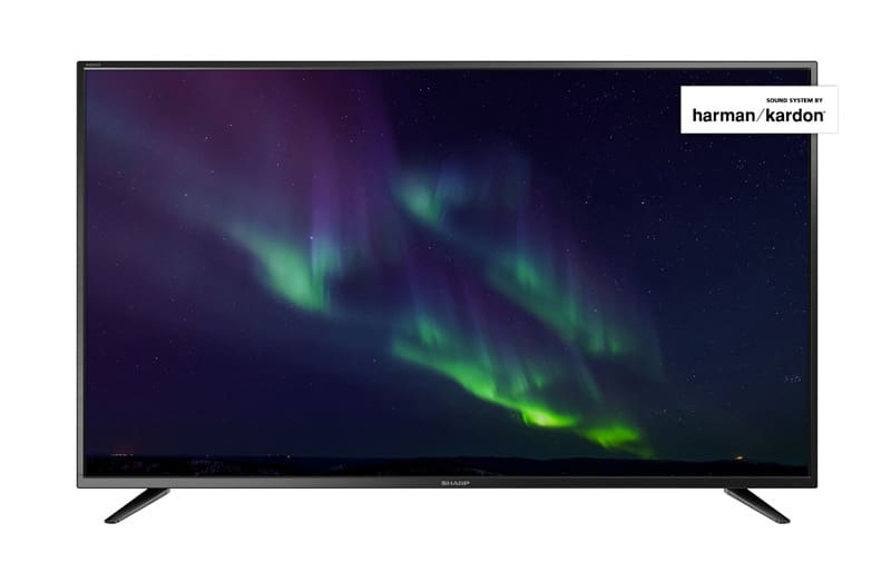 TV UHD 4K SHARP LC-65CUG8052E (photo)