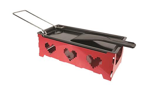 Raclette individuelle chauffe-plat