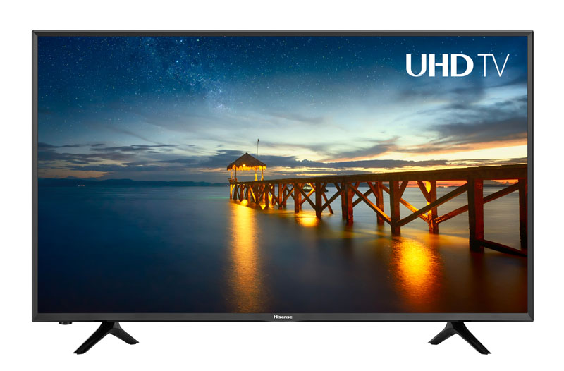 TV UHD 4K HISENSE 43N5300 WEB DLNA WIFI (photo)