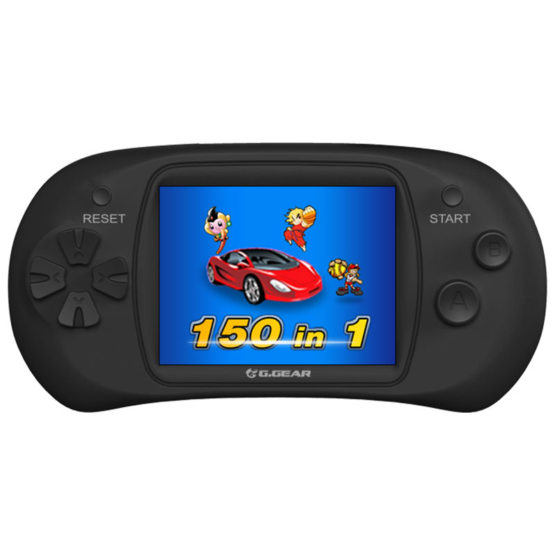 Console de jeux portable G.GEAR 150 jeux (photo)
