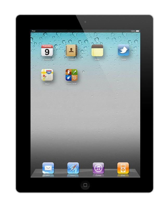 APPLE iPad 4 reconditionne grade A+ 16go Wi-Fi noir (photo)