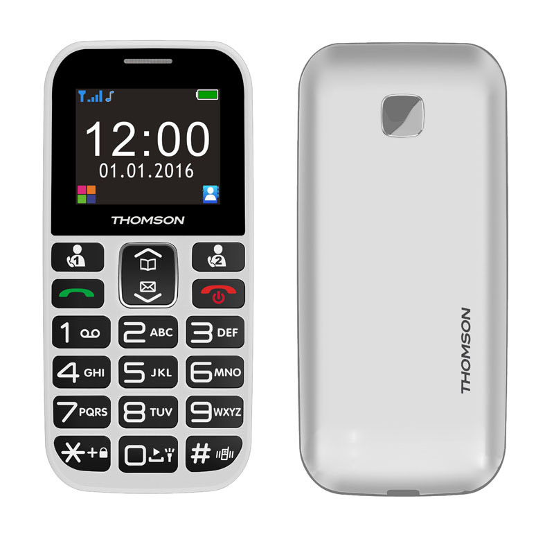 Mobile THOMSON Serea49 blanc (photo)
