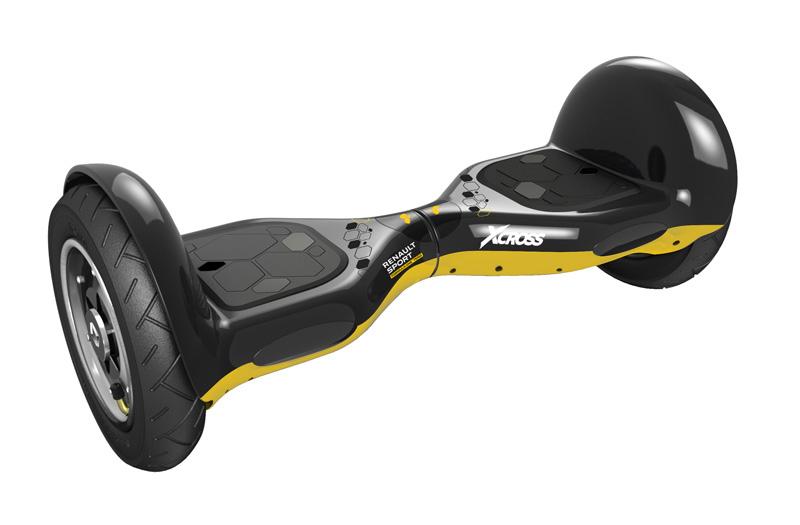 Hoverboard 10 RENAULT SPORT X'cross 1