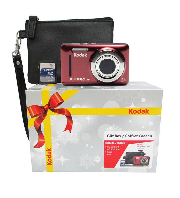 apn kodak xmas pack tous les appareils photo cameras kodak. Black Bedroom Furniture Sets. Home Design Ideas