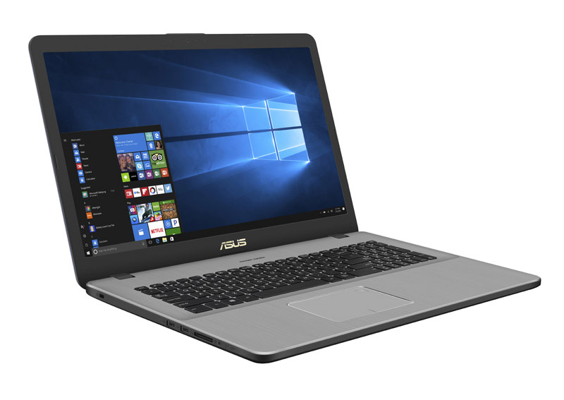 Ordinateur portable gaming 17,3 ASUS N705UD-GC125T gris