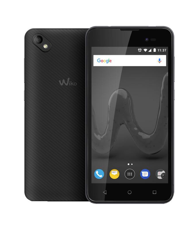 Smartphone WIKO Sunny 2+ 3G noir (photo)