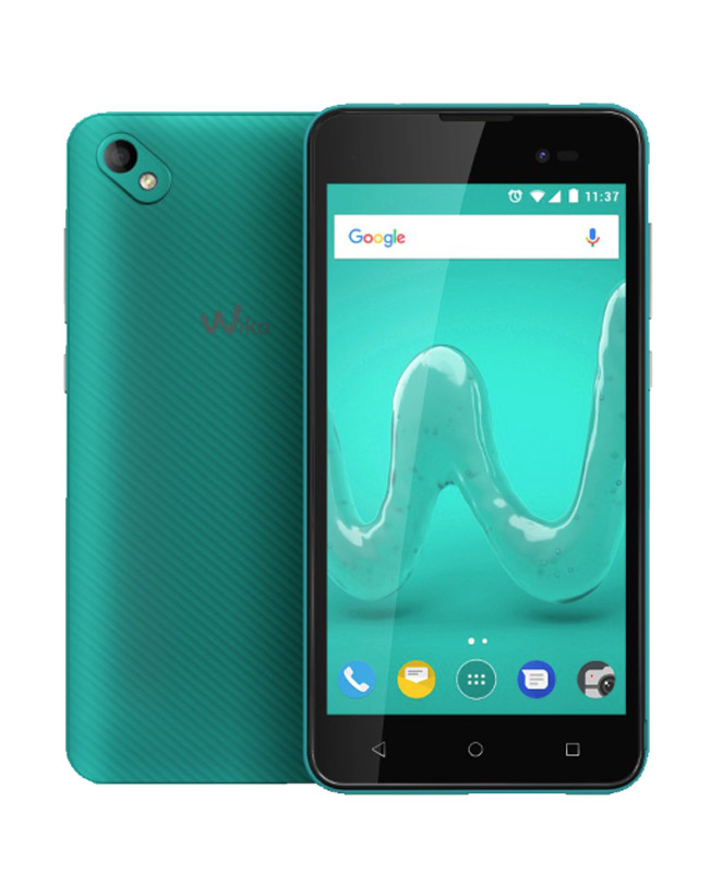 Smartphone WIKO Sunny 2+ 3G vert (photo)