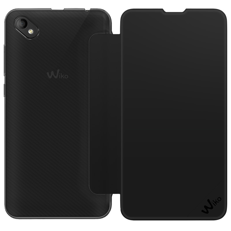 Folio Case WIKO Sunny 2+ noir