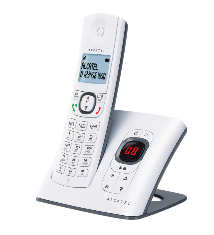Telephone Repondeur ALCATEL Solo F580 Grey