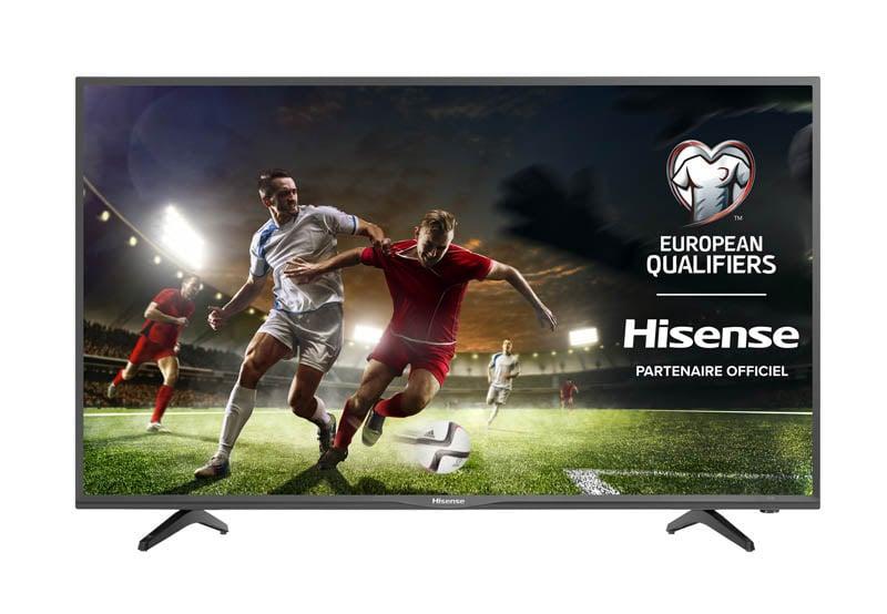 TV LED HISENSE H39NEC2010C (photo)