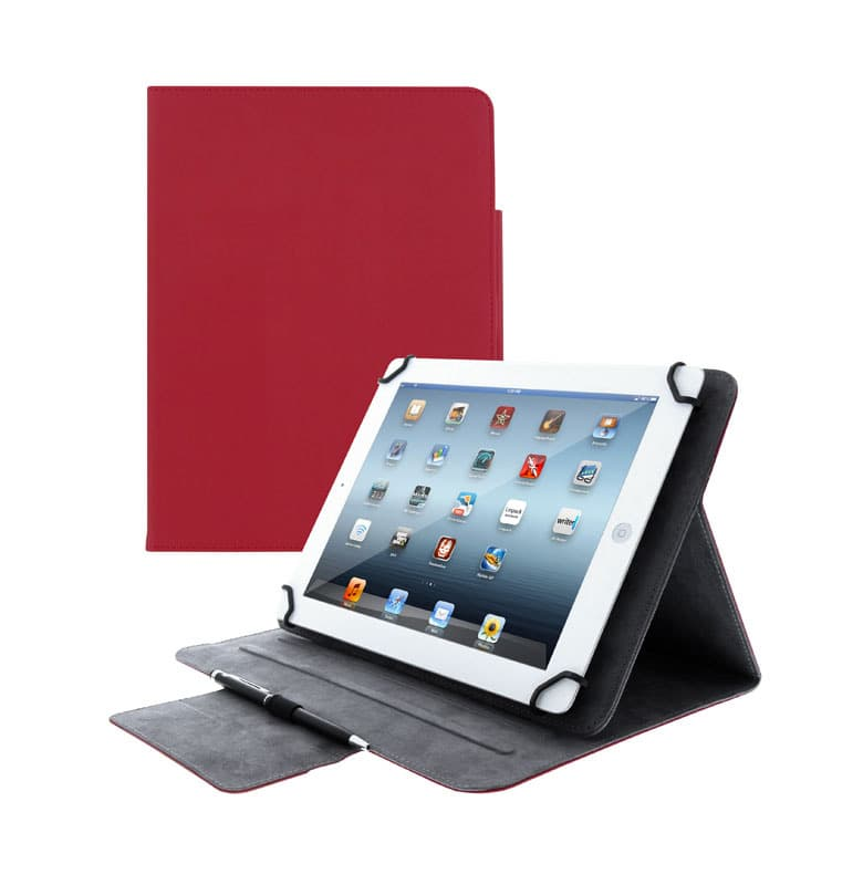 FOLIO CASE TNB Regular 10 Rouge