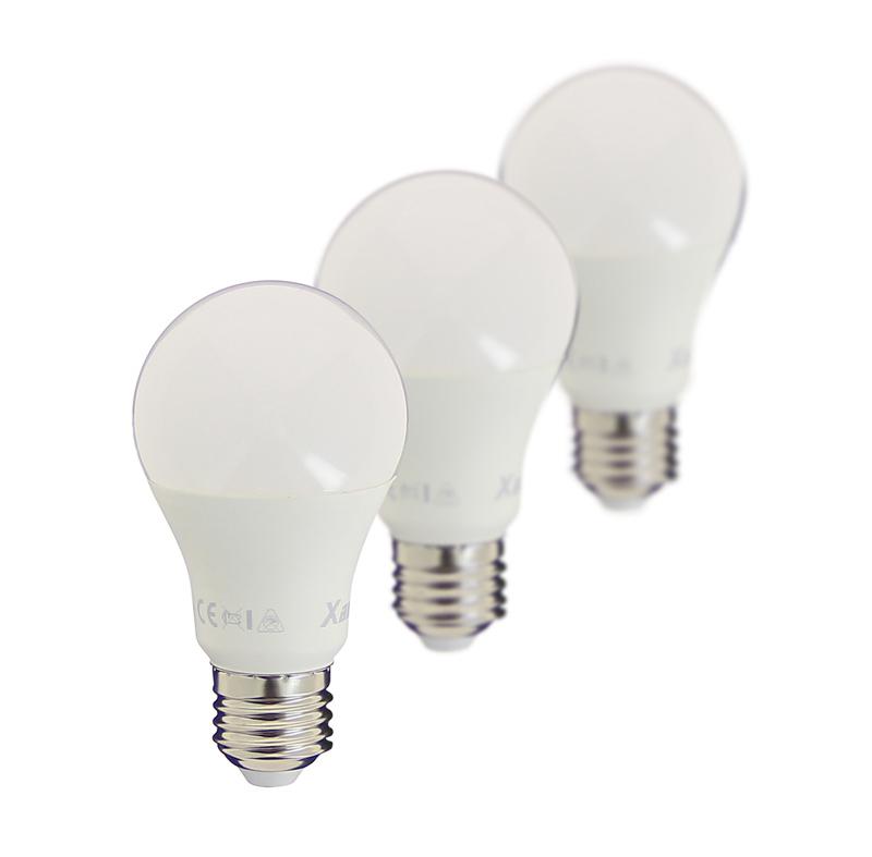 Ampoule XANLITE LED A60 Globe E27 (photo)