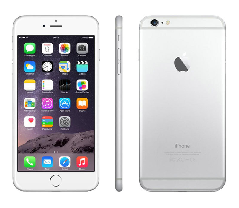 APPLE iPhone 6+ reconditionne 16 Go silver