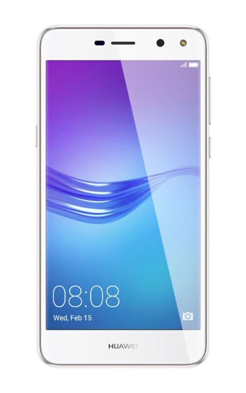 Smartphone HUAWEI Y6 4G blanc (photo)