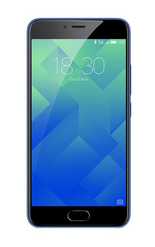 Smartphone MEIZU M5 32Go 4G bleu (photo)