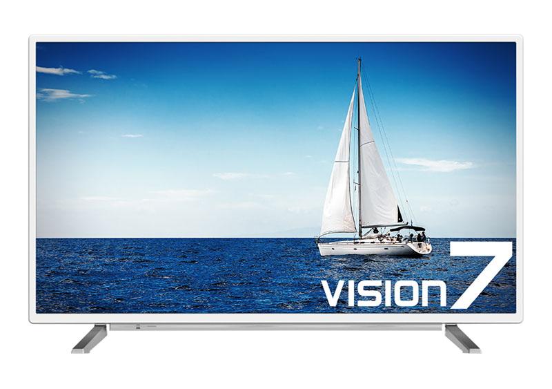 TV UHD 4K GRUNDIG 49VLX7730WP WEB DLNA
