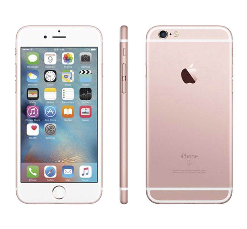 APPLE iPhone 6s 64 Go Pink Gold reconditionne grade A+ (photo)