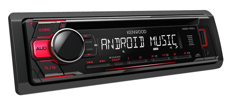 Autoradio KENWOOD KDC 110 UR