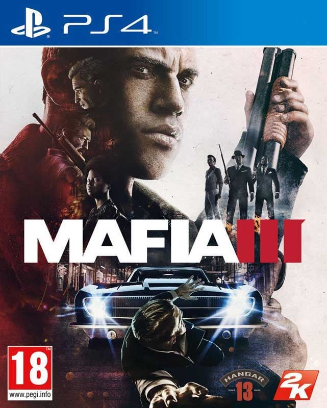 Jeu video PS4 MAFIA 3