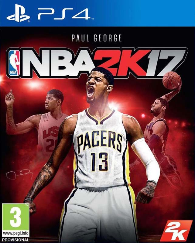 Jeu video PS4 NBA 2K17