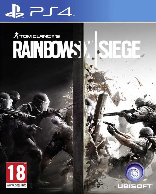 Jeu video PS4 RAINBOW SIX SIEGE (photo)