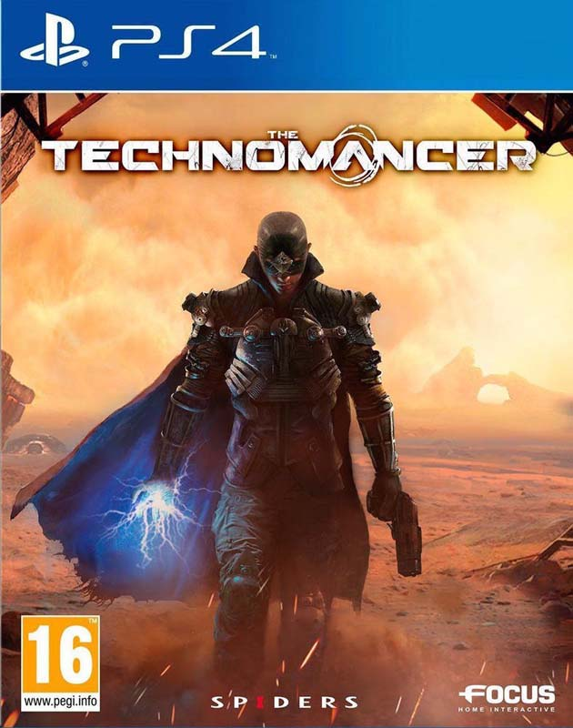 Jeu video PS4 THE TECHNOMANCER