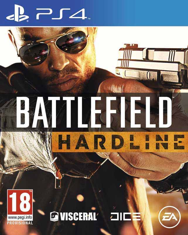 Jeu video PS4 BATTLEFIELD HARDLINE