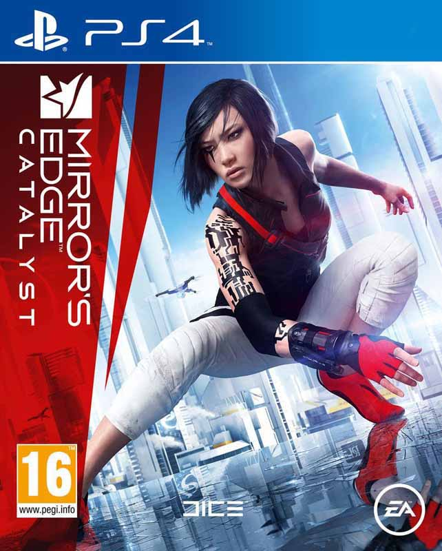 Jeu video PS4 MIRROR'S EDGE CATALYST