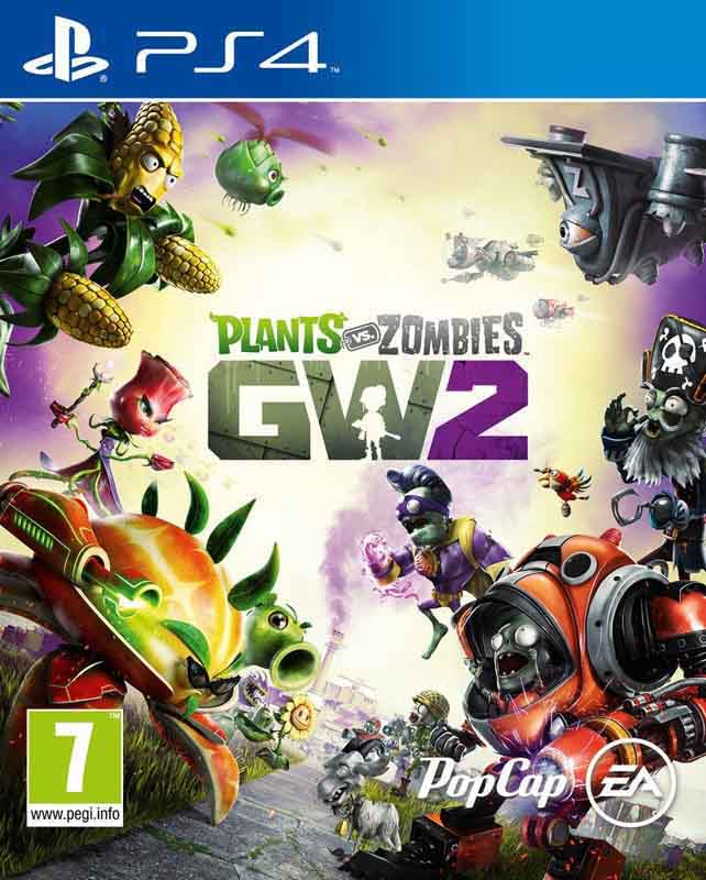 Jeu video PS4 PLANTS VS ZOMBIE GARDEN WARFARE 2